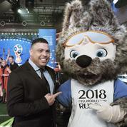Mondial 2018 : le loup Zabivaka choisi comme mascotte