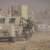 Dans la plaine de Ninive, les pechmergas face aux pièges des soldats fantômes de Daech