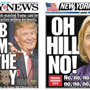 Trump ou Clinton : quel candidat la presse américaine soutient-elle ?