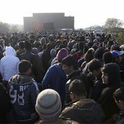 Calais: 4014 personnes «mises à l'abri» depuis lundi