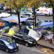 Paris : les riverains de Stalingrad «à bout de nerfs» face aux campements de migrants