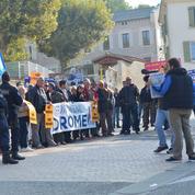 Après l'arrivée de migrants, les habitants d'Allex, dans la Drôme, sont résignés