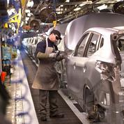 Le Nissan Qashqai reste en Grande-Bretagne