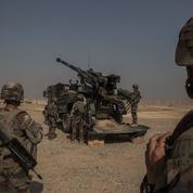 Irak : les artilleurs français pilonnent Daech