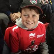 Des supporteurs du RC Toulon se cotisent pour inviter un jeune supporteur anglais à Mayol