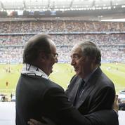 Hollande recevra Le Graët pour s'expliquer sur ses propos sur les footballeurs