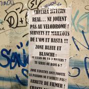 Les supporteurs de l'OM instaurent une zone «anti-footix» au Vélodrome