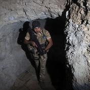 Au plus près de la bataille de Mossoul