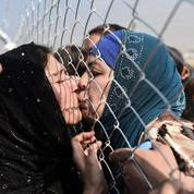L'émotion des retrouvailles des familles irakiennes en une image