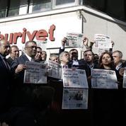 La justice turque s'attaque au dernier grand quotidien d'opposition du pays