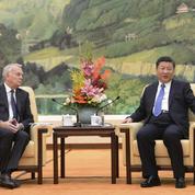 La France et la Chine veulent multiplier les investissements en commun