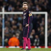 Lionel Messi insulté par les joueurs de Manchester City après le match