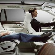 Avec ses capitaux chinois, Volvo invente la «business class» sur quatre roues