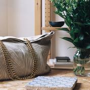 Marli, la marque qui crée des cabas à partir de tissus recyclés