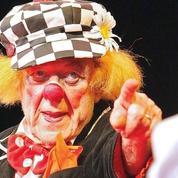 Mort du plus vieux clown du monde, le Russe Oleg Popov