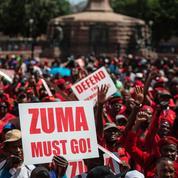 Le président sud-africain encore touché par un scandale