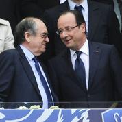 «Musculation du cerveau»: Hollande a reçu Le Graët après ses propos controversés sur les footballeurs