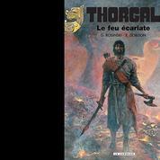 Thorgal :découvrez Le Feu écarlate en avant-première