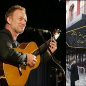Le Bataclan rouvre avec un concert de Sting le 12 novembre