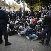 Après Calais, 3800 migrants expulsés de leur camp parisien