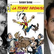 Lucky Luke : les cinq meilleurs gags dégainés dans La Terre Promise