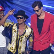 Bruno Mars et Mark Ronson accusés de plagiat pour Uptown Funk