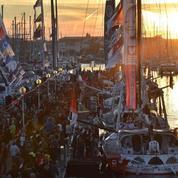 Vendée Globe : déjà 680.000 visiteurs aux Sables d'Olonne