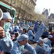 Grève unitaire des infirmiers mardi