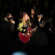 Madonna donne de la voix pour Hillary Clinton