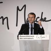 Des élus et parlementaires PS lancent «La gauche avec Macron»
