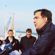 Ukraine: Saakachvili claque la porte d'Odessa