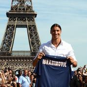 Zlatan Ibrahimovic préfère la ville de Manchester à Paris