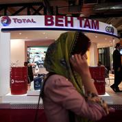 Total est le premier grand groupe pétrolier à revenir en Iran