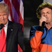Des Stones à Neil Young, les rockers ne portent Trump dans leurs coeurs