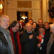L'écrivain Pierre Dhainaut reçoit le prix Apollinaire