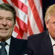 Donald Trump, nouveau Ronald Reagan?