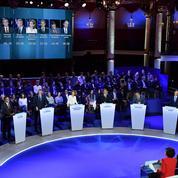 Primaire à droite: sept candidats en quête d'électeurs