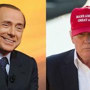 Donald Trump, un Berlusconi made in USA ?