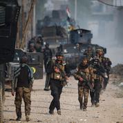 Mossoul : les forces irakiennes progressent au milieu d'intenses combats