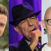 J.K Rowling, JustinTimberlake, Moby,... Les hommages à Leonard Cohen