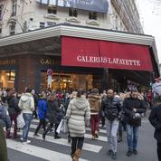 Travail le dimanche: la voie est libre aux Galeries Lafayette