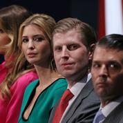 Donald Trump confie la gestion de ses affaires à ses enfants