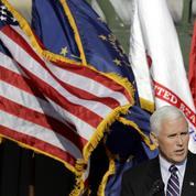 Mike Pence, un vice-président évangélique aux commandes