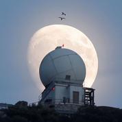 Une super lune pas si extra