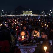 Corée du Sud: la rue conspue la présidente Park Geun-hye