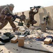 La grande bataille de Mossoul, commencée depuis un mois, est loin d'être terminée