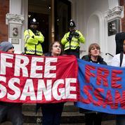 Julian Assange auditionné pour la première fois par la justice suédoise