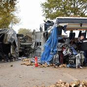 Pas-de-Calais : une collision entre un bus scolaire et un poids lourd fait un mort