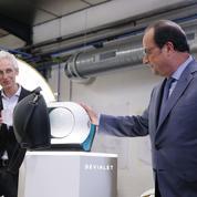 Devialet, champion français de l'audio, pourrait lever 100 millions d'euros