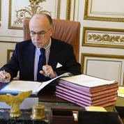 Mégafichier: Cazeneuve sur le gril au Sénat